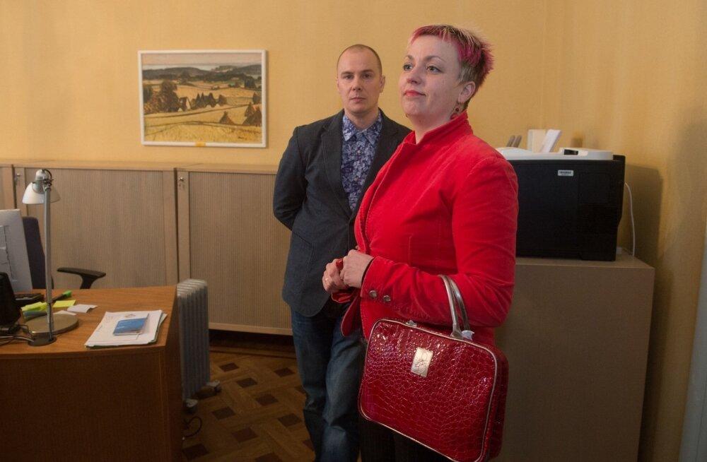 Kohtutäiturite ja pankrotihalduride koja kantsler Kristi Hunt