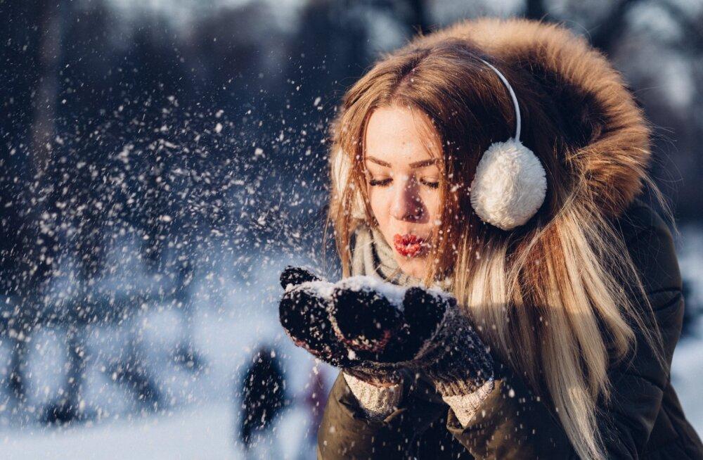 Talvel vajab meie näonahk spetsiaalset näohooldus- ja ilurutiini! Viis nippi, kuidas oma nahka kohe poputada