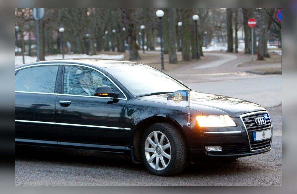 Presidendi auto