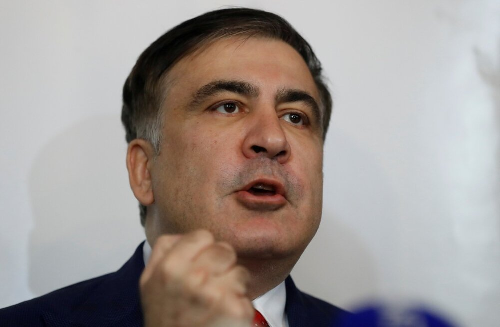 Gruusia kohus mõistis Mihheil Saakašvili tagaselja kuueks aastaks vangi