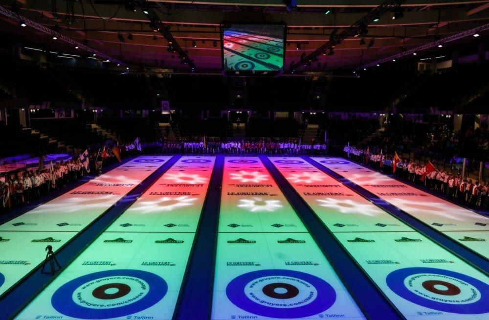 Curlingu EM Tallinnas