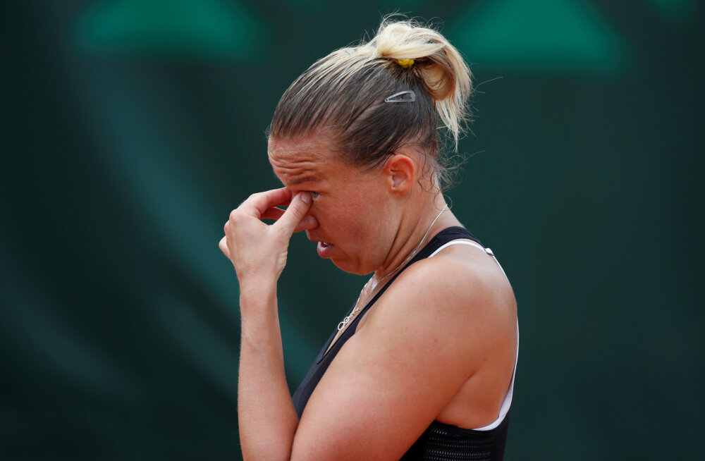 BLOGI | Eestlaste jaoks on Wimbledon lõppenud: Kanepi kaotas paarismängu teises ringis