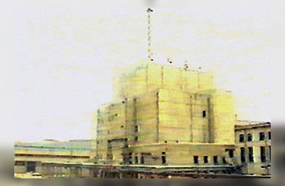 Moskva: Põhja-Korea remondib katastroofilises seisus reaktorit