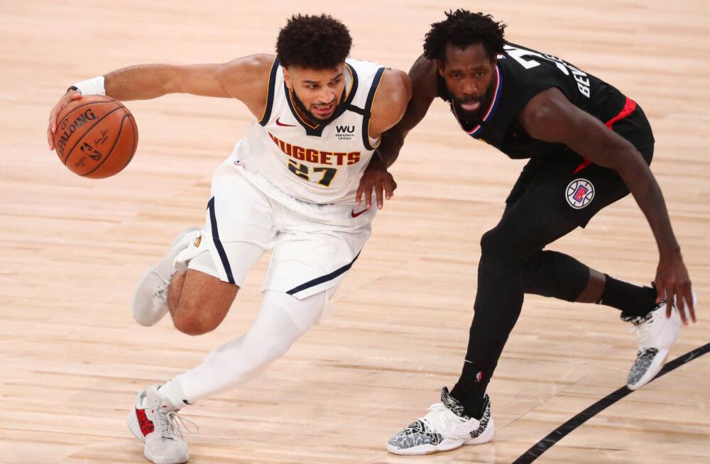 VIDEO | Murray 40 punkti viisid Nuggetsi konverentsi finaali, Celtics ja Heati avamängu otsustas Adebayo võimas blokk