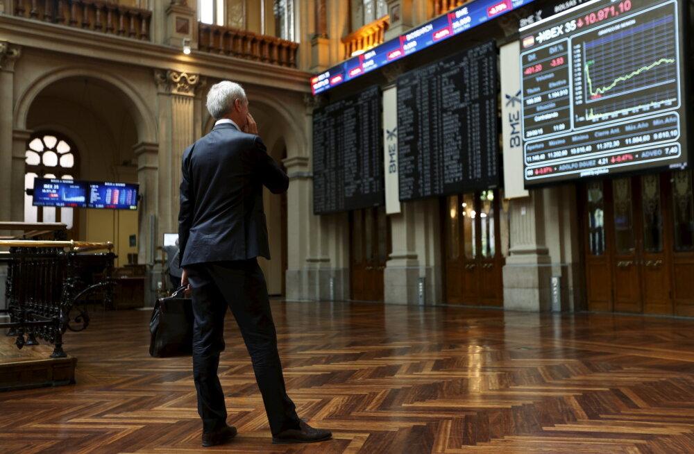 Investorid rõõmustavad ette lootes Kreeka kokkulepet ja lükkavad aktsiate hindu üles