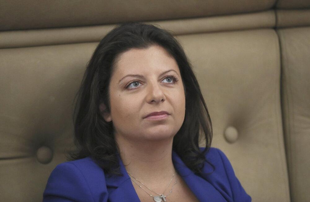 Küsimused korruptsiooni kohta viisid Vene propagandakanali peatoimetaja Simonjani haiglasse