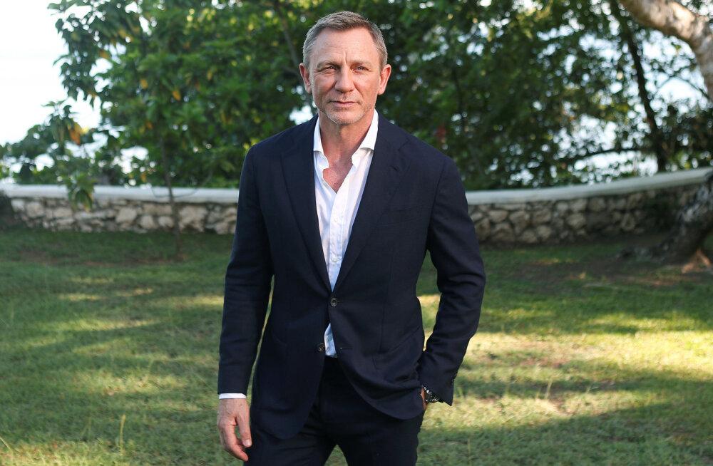 James Bondi võtteplatsilt leiti peidetud kaamera, kahtlusalune arreteeriti