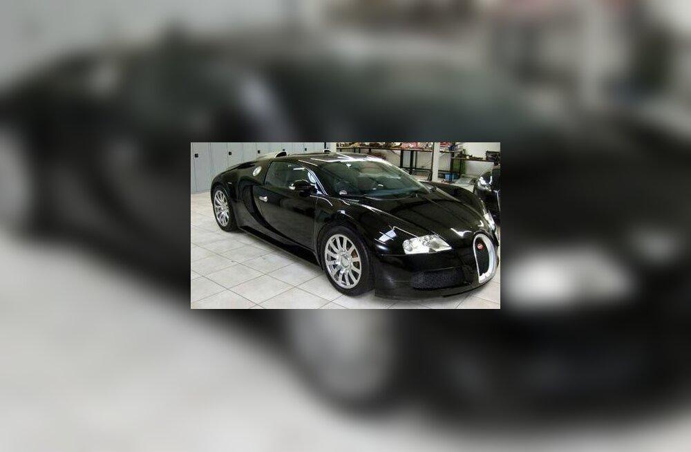 Buttoni Bugatti ootab kolmandat omanikku