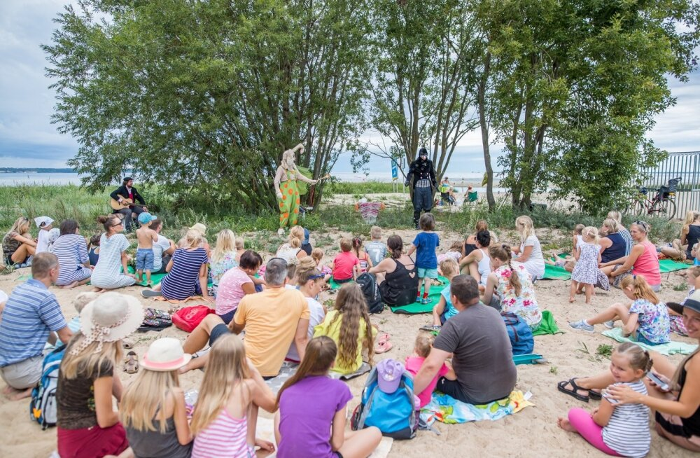 Молодежный центр Хааберсти на каникулах ждет молодежь в виртуальный городской лагерь
