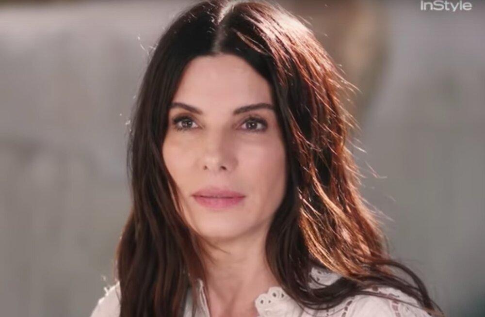VIDEO | Lõpuks selgub tõde – kas Sandra Bullock on kunagi paljast George Clooney't näinud?