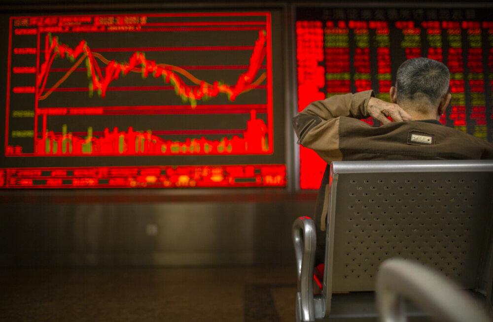 Investorid ootavad G7 riikide kõnet: kas viirus paneb keskpanku kunstlikult majandust toetama?