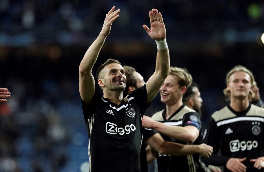 Barcelona jäi Hispaania ründajast ilma, järgmiseks sihtmärgiks Ajaxi superstaar
