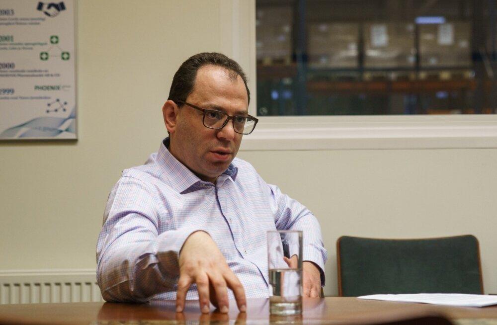 Tamro Balticsi juht Leon Jankelevitsh usub, et apteegireform annab soovitule sootuks vastupidise tulemuse.