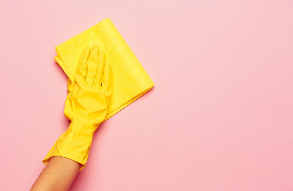 Kevadel kodud korda! Jagame sinuga häid nippe, millega kodu koristamist lihtsustada