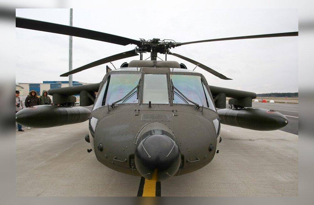 Kopteriõnnetuses Georgia osariigis sai surma USA sõdur