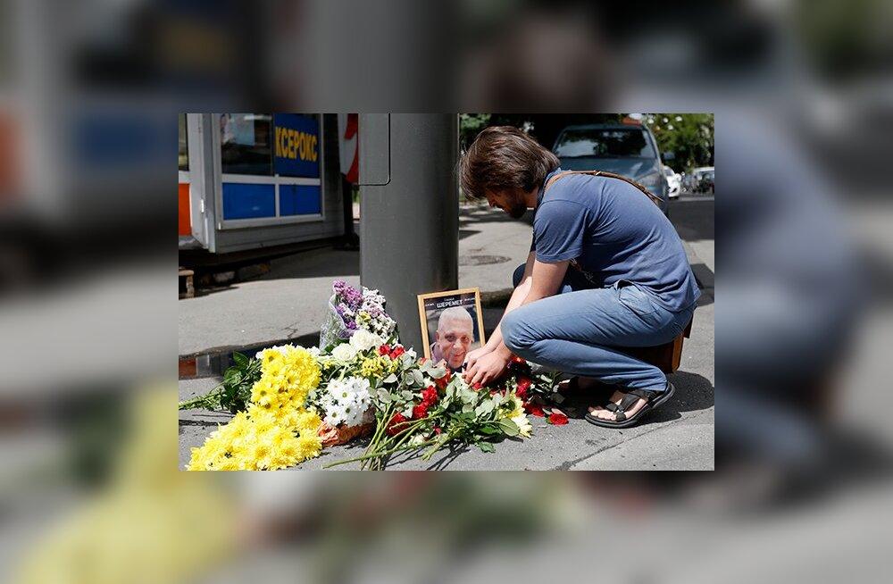 Ищите женщину? Убийство Павла Шеремета: целенаправленная охота или роковая случайность