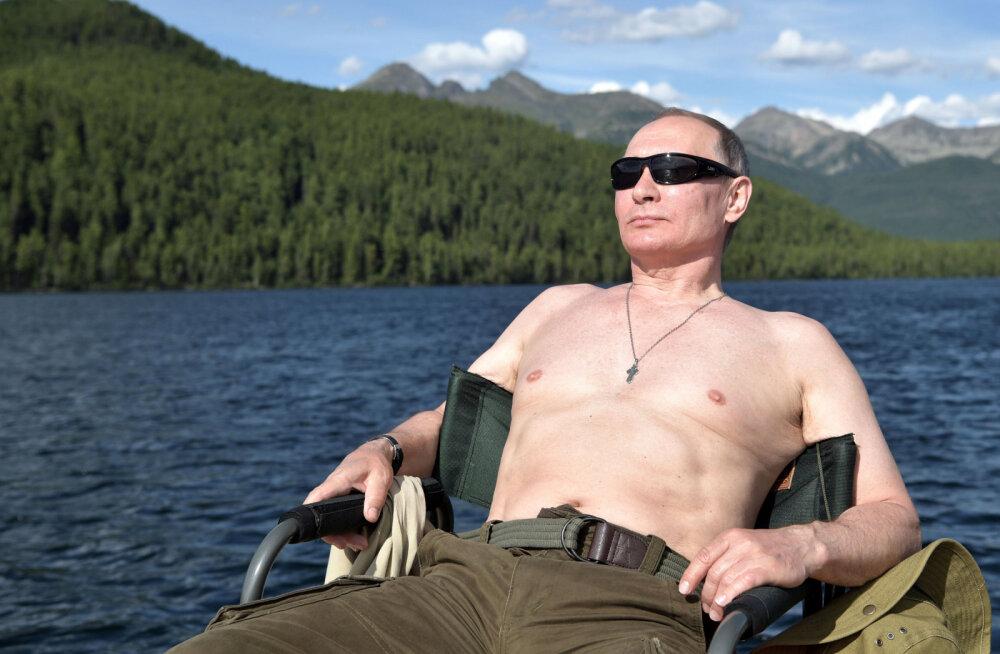 Ilukirurg: Vladimir Putin on lasknud endale teha ohtralt ilulõikusi, et nohiklikku välimust varjata