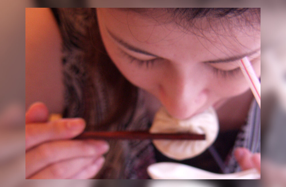 Toit mõjutab mehe ja naise kõhus toimuvat erinevalt