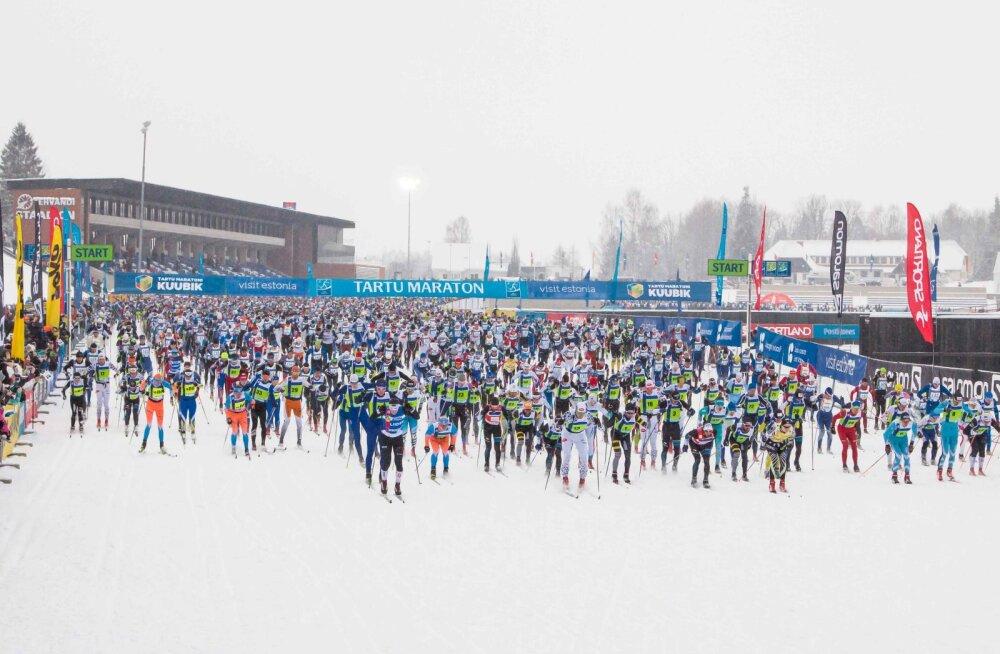 Tänavune Tartu Maraton toimub täies mahus