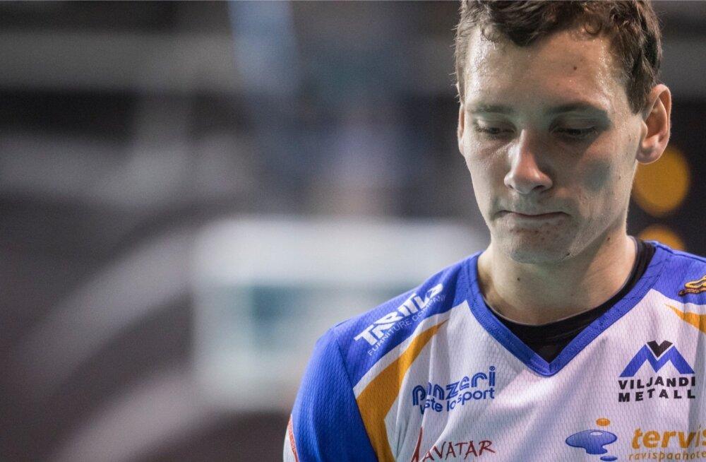 Kas Hindrek Pulk leiab sidemängijaga hea klapi või jääbki Pärnu võrkpalliklubi finaalist välja?