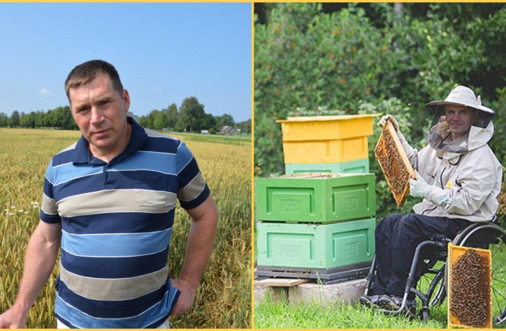 Põllumehest mesilaste sõber ja aasta mesinik võlusid innovaatilisusega