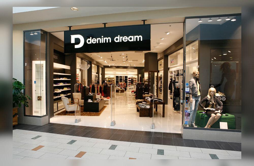 Zave.ee ostusoovitus: valik poole hinnaga moekaupa Denim Dreamis