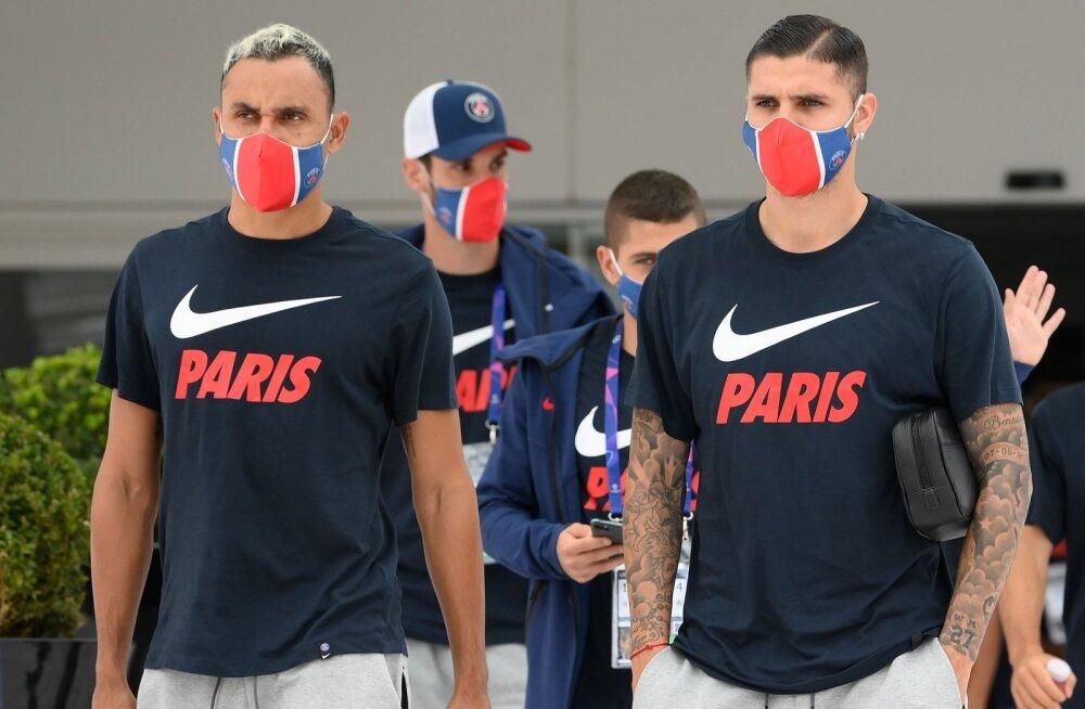 PSG-s on juba kuus mängijat nakatunud koroonaviirusesse