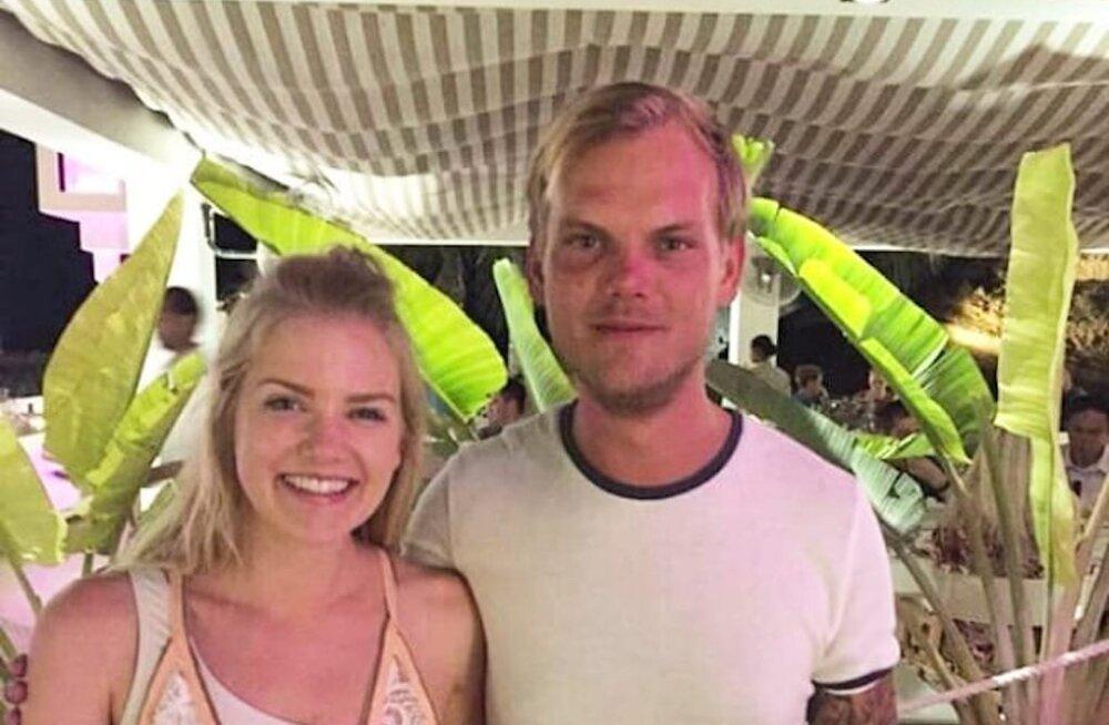 FOTOD | Avicii poseeris vaid mõned päevad tagasi rõõmsameelselt koos fännidega