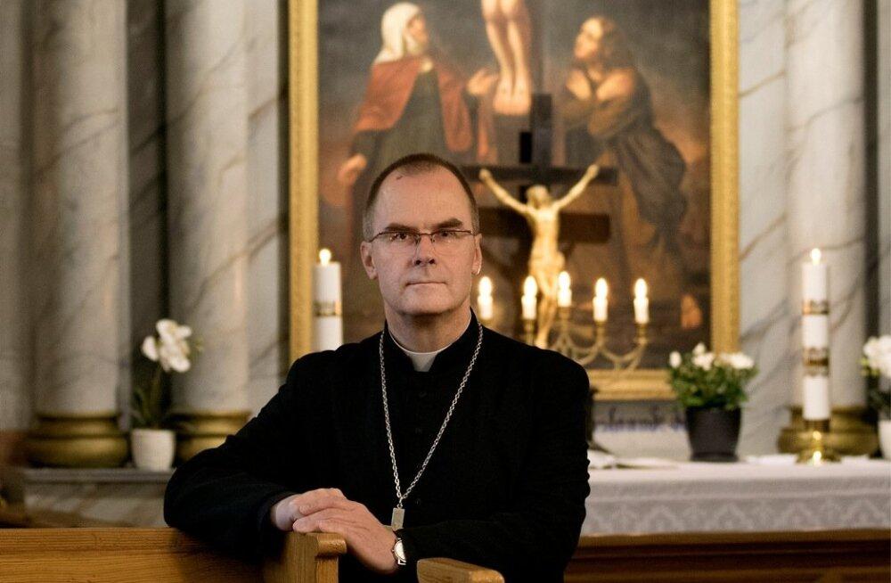 EELK Käsmu koguduse õpetaja Urmas Karileet.
