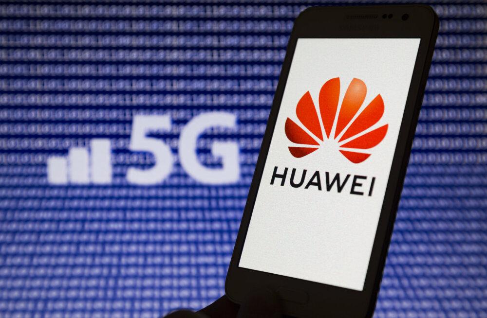 Huawei Mart Helmele saadetud kirjas: eelnõuga võidakse üritada ettevõtet Eesti turult kõrvaldada