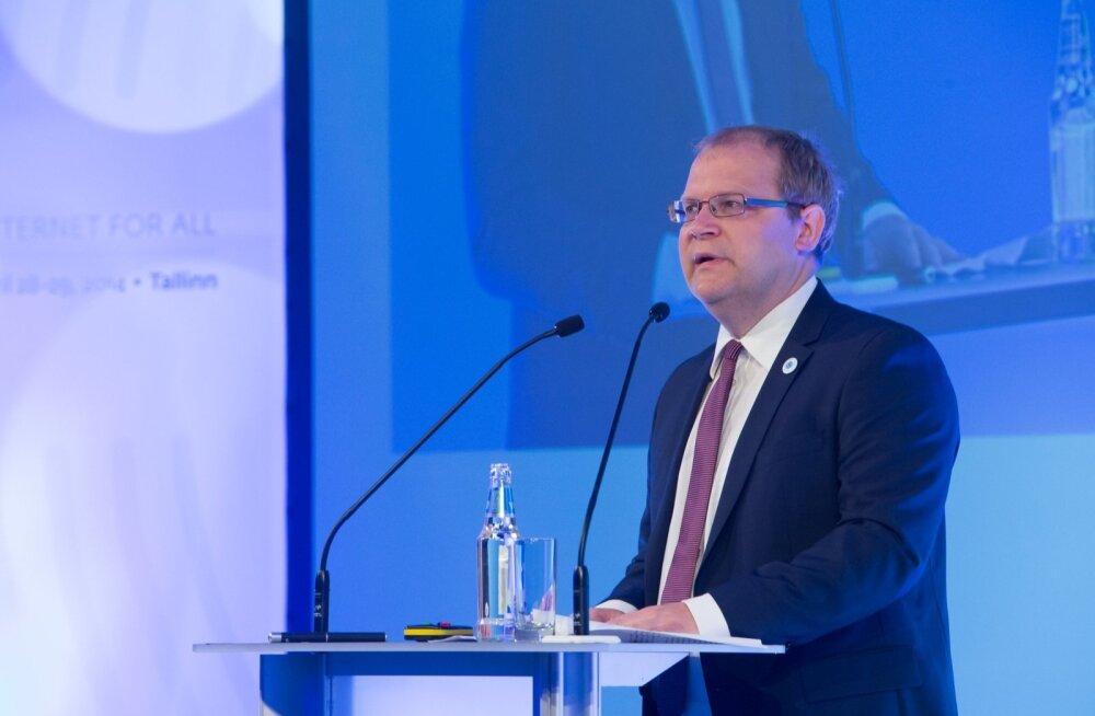 Internetivabaduse konverentsi avamine