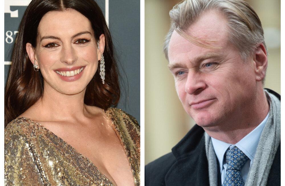 Anne Hathaway avalikustas Christopher Nolani karmi nõudmise: tal pole toolid lubatud