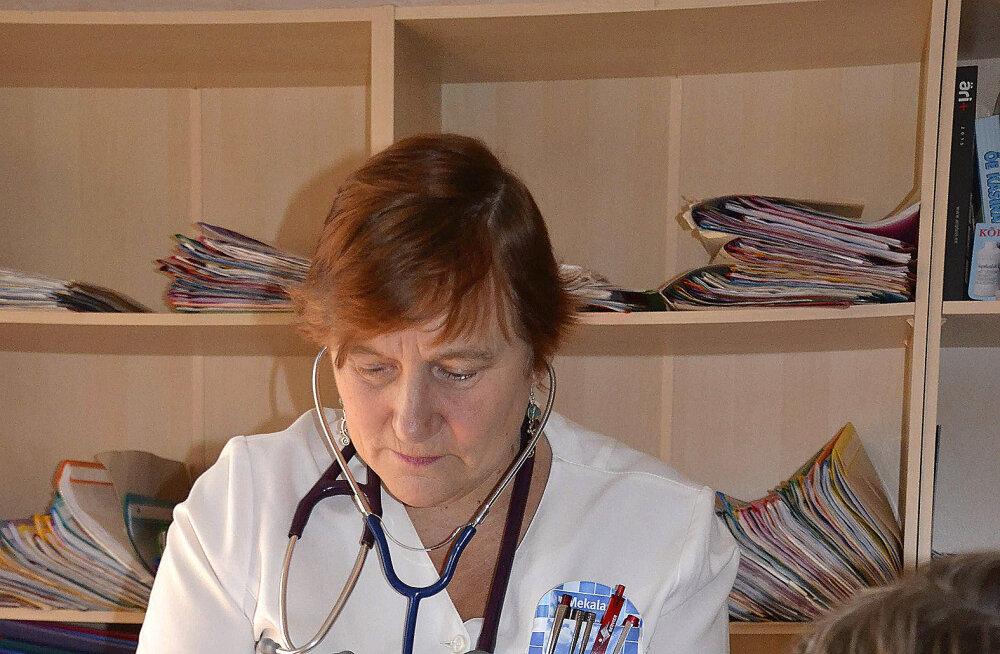 Maa-arst imestab: linnas peavad inimesed päevi ootama, et arstile pääseda?