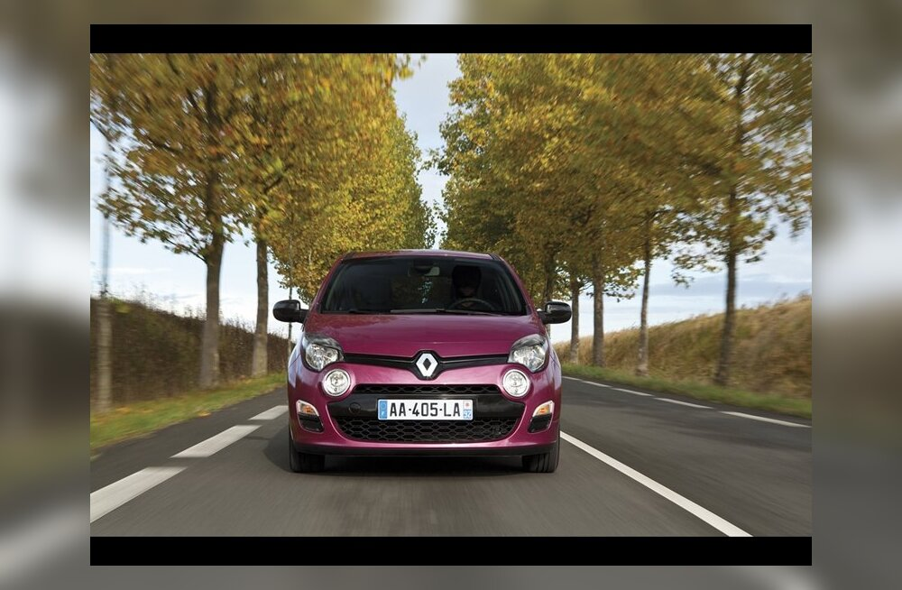 Тест-драйв Renault Twingo: долой хамство на дорогах!