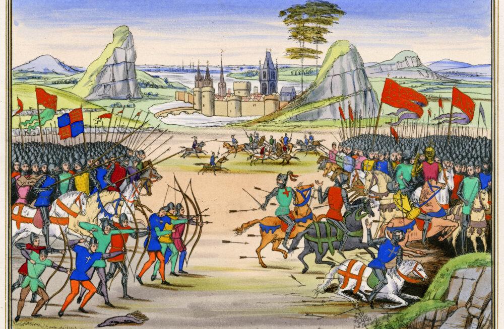 Katk ja sõda põhjustasid Euroopas rauapalaviku