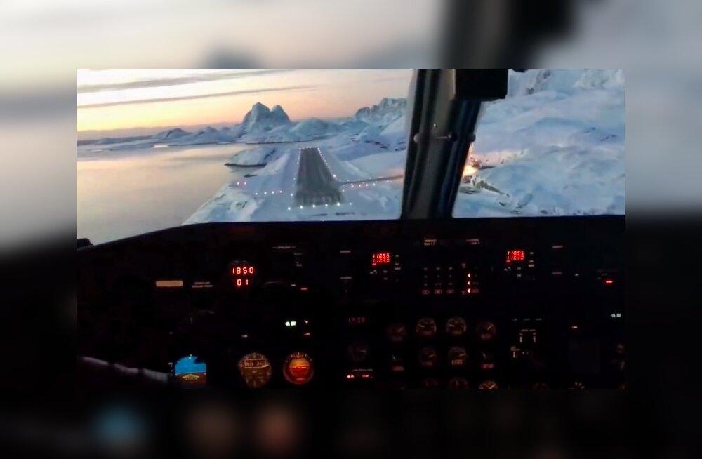 VIDEO | 2019. aasta kümme kõige ohtlikumat lennujaama maailmas, mis hirmutavad isegi piloote