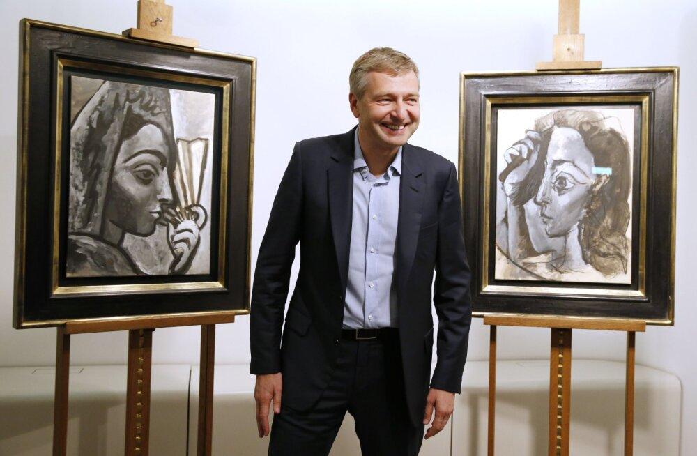 Kunstimetseenist vene miljardär kaotas nelja maaliga 150 miljonit dollarit
