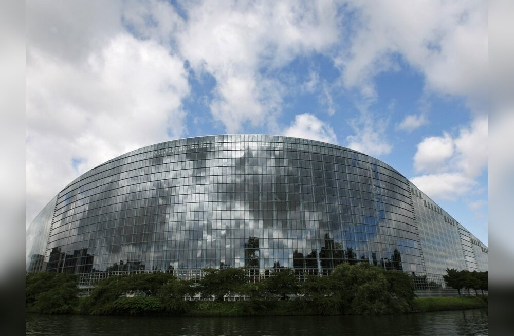 Strasbourg'is kerkib europarlamendi kõrvale vene kirik