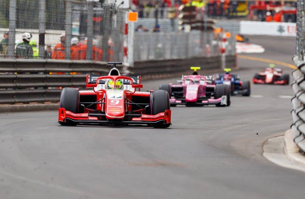 Meediasse lekkis F2 ja F3 esialgne kalender, mis paljastas ka F1 sarja plaanid