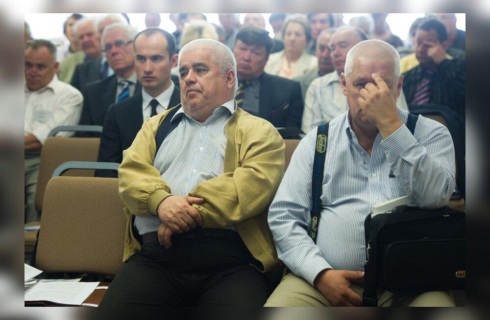 Россию попросили помочь человеку, с которого по суду взыскано более 14 тыс.евро за Бронзовую ночь