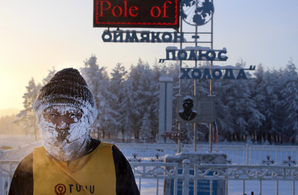 """Самое экстремальное путешествие: на мотоцикле через всю Сибирь по """"дороге костей"""" в самое холодное место на Земле"""