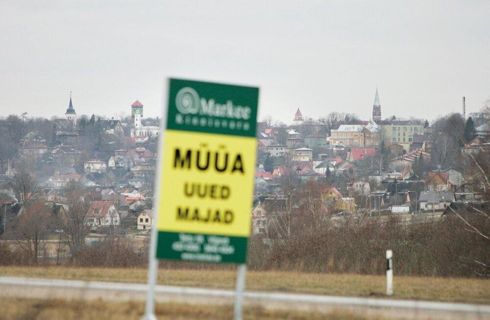 Risto Vähi: miks arvatakse, et väikelinnade kinnisvaraturud on halvas seisus?