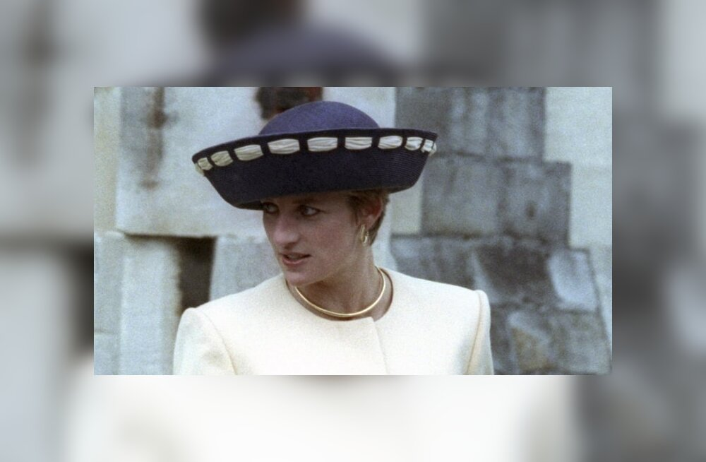 Dokumentaalfilm: printsess Diana tapeti kuningliku perekonna vandenõu tõttu