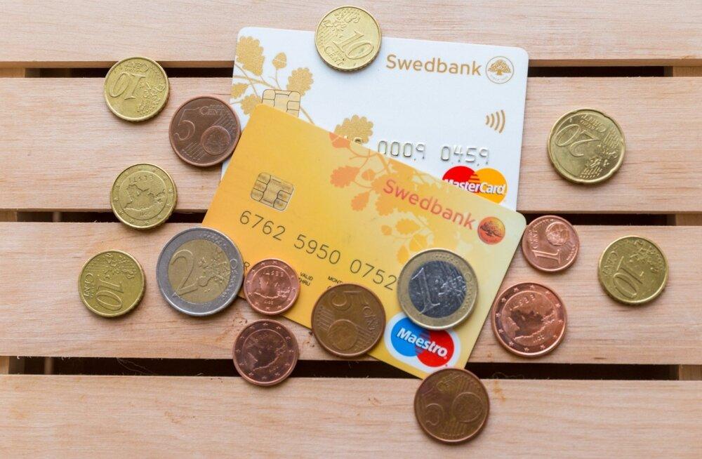 Мобильные уведомления Swedbank сообщат о поступлении денег или э-счетов