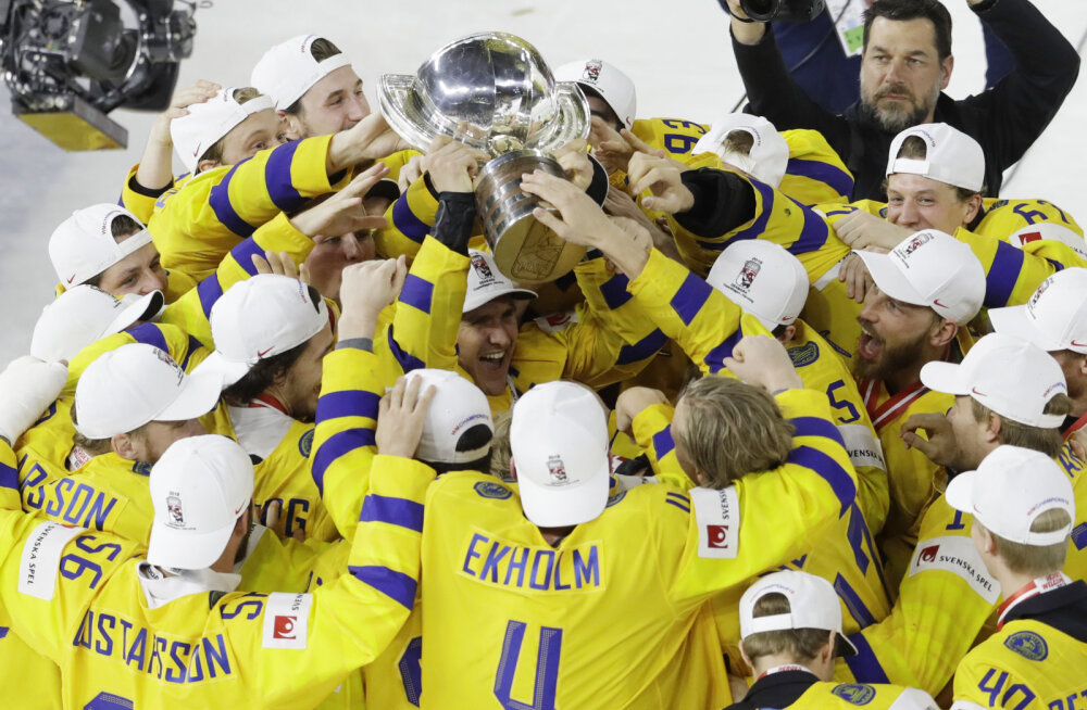 HOKIKOMMENTAAR | Sai ju räägitud, et Rootsi võidab