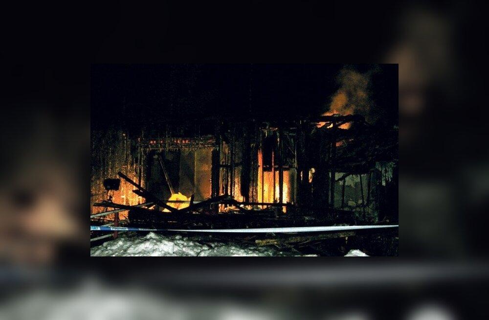 Haapsalu lastekodu põlengu põhjused selguvad sel nädalal