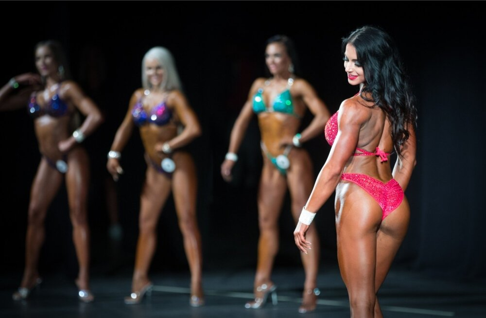 Eesti meistrivõistlused kulturisimis ja fitnessis