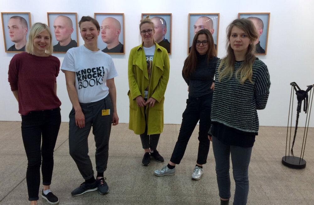 Eesti Kaasaegse Kunsti Arenduskeskus esitleb Vilniuses kunstiindeksi projekti