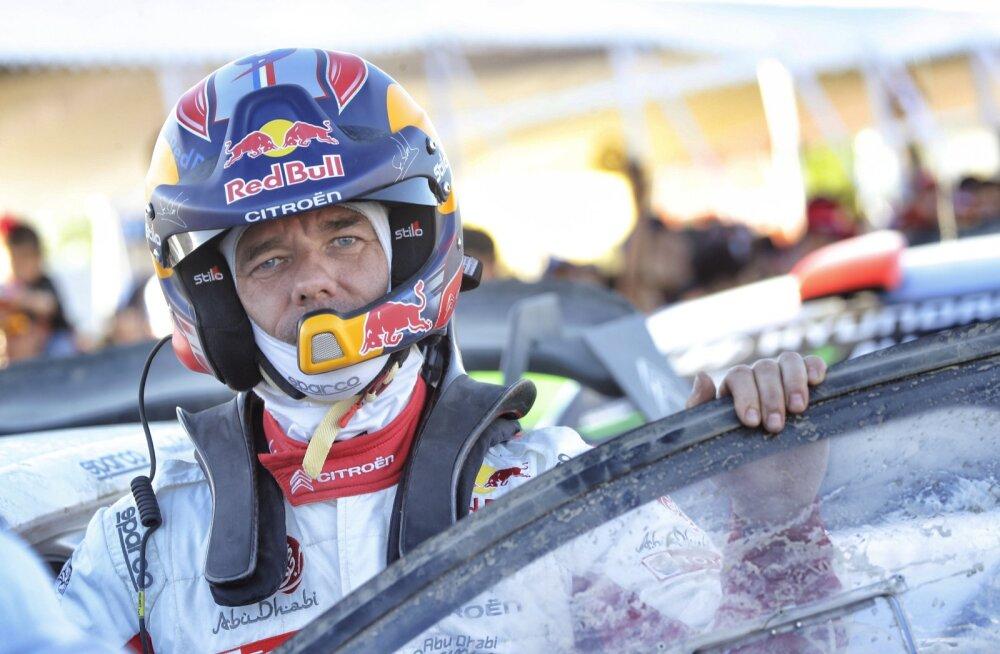 Mis saab Sébastien Loebist? Üheksakordset maailmameistrit ähvardab praeguse seisuga tuleval aastal WRC-s nulliring