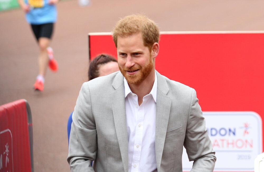 See ongi käes! Prints Harry tühistas oma reisi Hollandisse